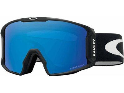 """OAKLEY Skibrille / Snowboardbrille """"Line Miner Prizm Iridium"""" Schwarz"""