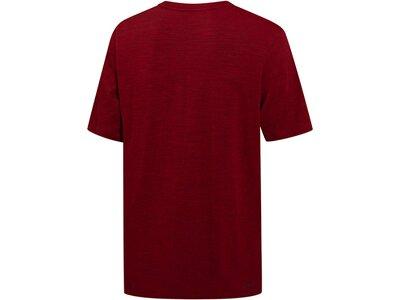 adidas Herren City Elevated T-Shirt Rot