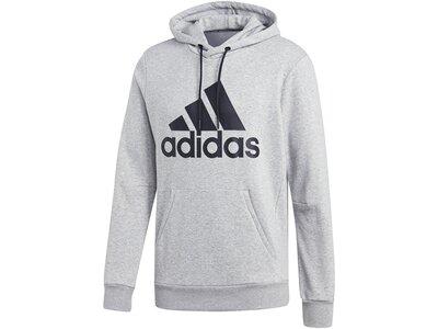 "ADIDAS Herren Sweatshirt ""Must Haves Badge of Sport"" Silber"
