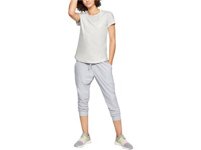 """UNDERARMOUR Damen Fitness-Shirt """"Vanish"""" Kurzarm Grau"""
