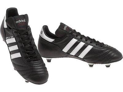 ADIDAS Fußball - Schuhe - Stollen World Cup SG Schwarz