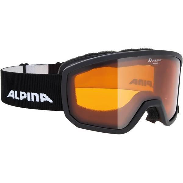 "ALPINA Skibrille/Snowboardbrille ""Scarabeo S DH"""