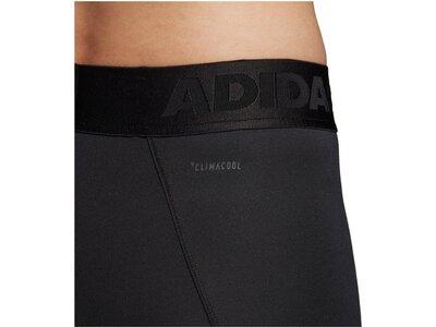 """ADIDAS Damen Trainingstights """"Alphaskin Sport"""" Schwarz"""