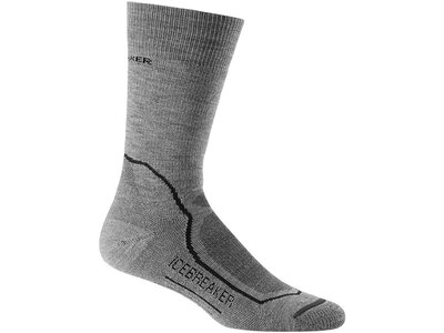 ICEBREAKER Bergsport Socken Schwarz