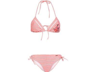 "PROTEST Damen Triangel-Bikini ""Flagg"" Pink"