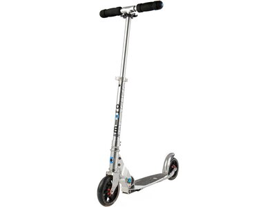"""MICRO Scooter / Roller """"Speed+"""" Pure Silver Silber"""