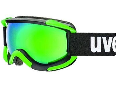 """UVEX Skibrille / Snowboardbrille """"Sioux"""" Schwarz"""
