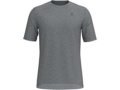 ODLO Herren T-Shirt BL TOP crew neck s/s MERINO 200 Grau
