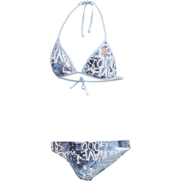 Bademode - ADIDAS Damen Bikini Parley Beach › Braun  - Onlineshop Intersport