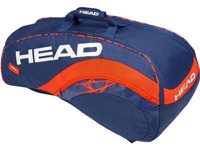 "HEAD Tennistasche ""Radical 9R Supercombi"" Blau"