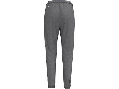 "ODLO Damen Sweathose ""Millennium Linencool Pro Pants"" Grau"