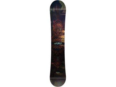 """NITRO Damen Snowboard """"Mystique"""" Bunt"""