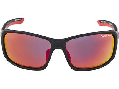 "ALPINA Sportbrille / Sonnenbrille ""Lyron-Polarized"" Pink"