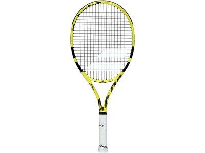 """BABOLAT Kinder Tennisschläger """"Aero Junior 25""""besaitet Gelb"""