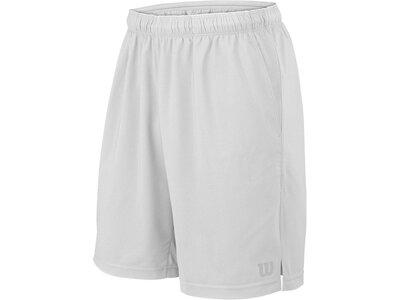 """WILSON Herren Tennisshorts """"Rush 9 Woven Short"""" Grau"""
