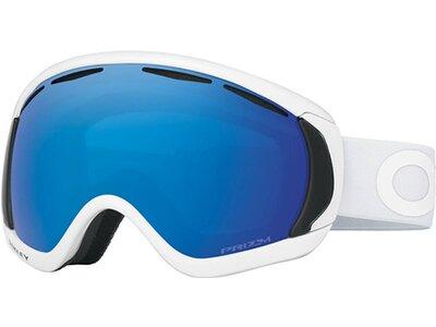 """OAKLEY Ski- und Snowboardbrille """"Canopy"""" Weiß"""
