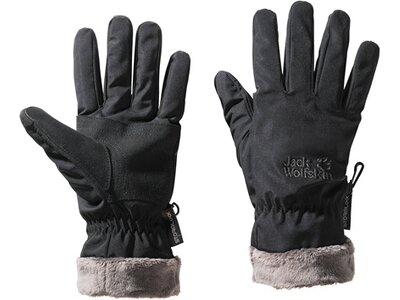 """JACKWOLFSKIN Damen Outdoor-Handschuhe """"Stormlock High Glove Women"""" Schwarz"""