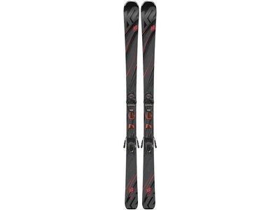 "K2 Damen Slalomskier ""Secret Luv"" inkl. Bindung ""ER3 10 Compact"" Schwarz"