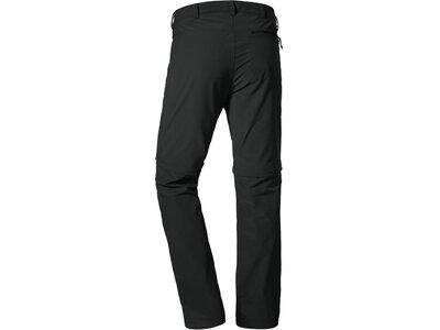 SCHÖFFEL Herren Zipp Off Pants Folkstone Zip Off Grau