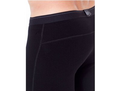 "ICEBREAKER Herren Leggings ""260 Tech"" Schwarz"