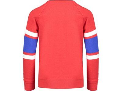 NIKE Jungen Sweatshirt Rot
