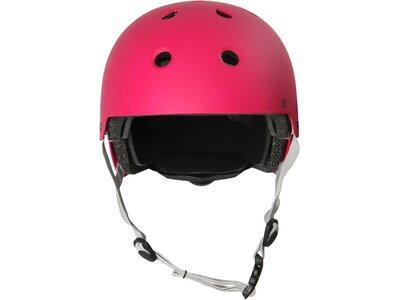 "K2 Skate-Helm ""Varsity"" - magenta Pink"