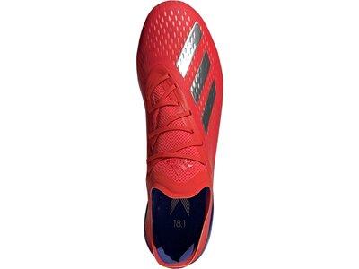 ADIDAS Fußball - Schuhe - Kunstrasen X 18.1 AG Rot