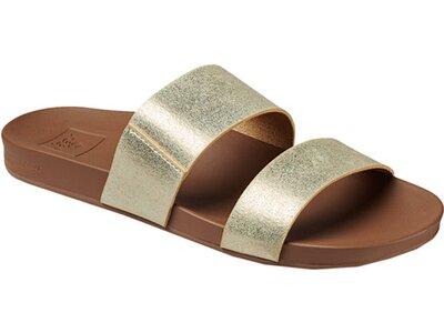 "REEF Damen Sandalen ""Cushion Bounce Vista"" Gold"