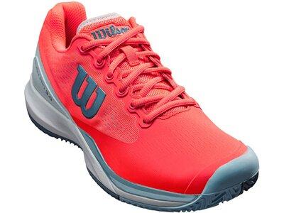 """WILSON Damen Tennisschuhe Sandplatz """"Rush Pro 3.0"""" Pink"""