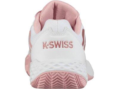 """K-SWISSLIFESTYLE Damen Tennisschuhe Outdoor """"Aero Court HB"""" Weiß"""