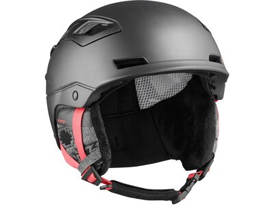 "SALOMON Damen Skihelm ""Qst Charge"" Schwarz"