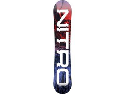 "NITRO Herren Snowboard ""Team Wide Gullwing´19"" Rot"