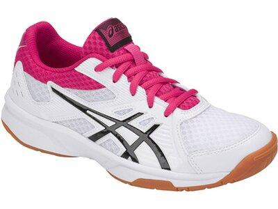 """ASICS Damen Badmintonschuhe """"Upcourt 3"""" Pink"""