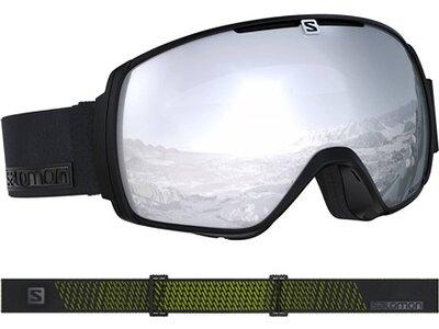 """SALOMON Ski- und Snowboardbrille """"XT One"""" Schwarz"""