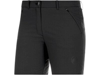 "MAMMUT Damen Shorts ""Hiking"" Schwarz"