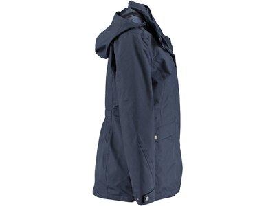 "SCHÖFFEL Damen Bergjacke ""3in1 Jacket Venetien2"" Blau"