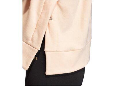 "ADIDAS Damen Sweatshirt ""ID Glam"" Schwarz"
