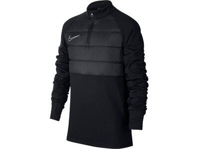 NIKE Lifestyle - Textilien - Sweatshirts Dri-FIT Academy 1/4 Zip Sweatshirt Kids Schwarz