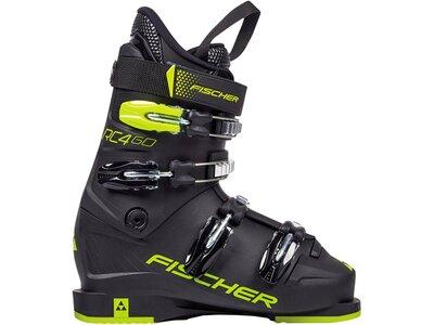 """FISCHER Kinder Skischuhe """"RC4 60 Jr. Thermoshape"""" Schwarz"""