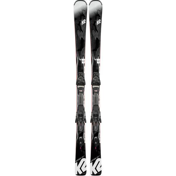 "K2 Damen Skier ""Anthem 72TI HS"" inkl. Bindung ""ERC 11 TCx Light Quikclik"""