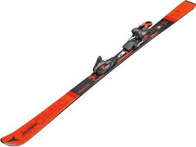 """ATOMIC Skier """"Redster S7"""" inkl. Bindung """"FT 12 GW"""" Rot"""