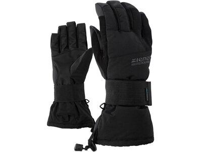 ZIENER Herren Handschuhe Merfos Asr Glove Sb Schwarz