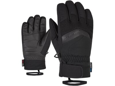 ZIENER Kinder Handschuhe LABINO AS(R) glove junior Schwarz