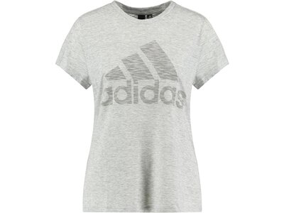 ADIDAS Lifestyle - Textilien - T-Shirts Winners T-Shirt Damen Silber