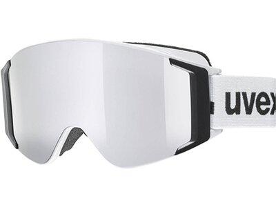 """UVEX Skibrille """"g.gl 3000 Top"""" Weiß"""