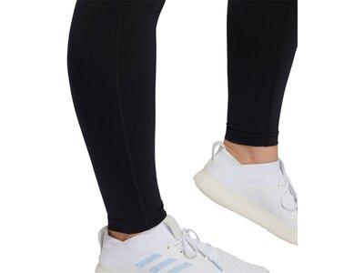 """ADIDAS Damen Fitness-Tights """"Believe This Solid"""" 7/8-Länge - Plus Size Schwarz"""