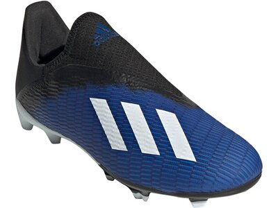 "ADIDAS Kinder Fußballschuhe Rasen ""X 19.3 LL FG J"" Blau"