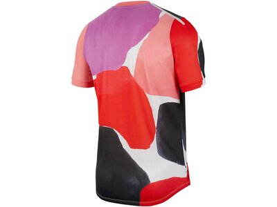 """NIKE Herren Tennisshirt """"Court Challenger"""" Kurzarm Pink"""