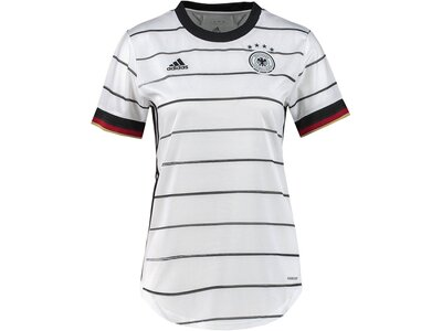 adidas Damen DFB Heimtrikot Grau