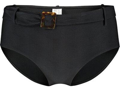 "SEAFOLLY Damen Bikinihose ""Capri Sea Wide Side Retro"" Schwarz"